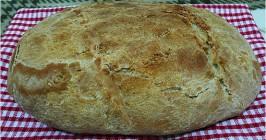 Kızarmış Köy Ekmeği