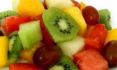 Karışık Mevsim Meyveleri